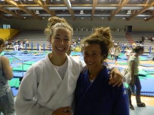 ...con la Martina Castagnola